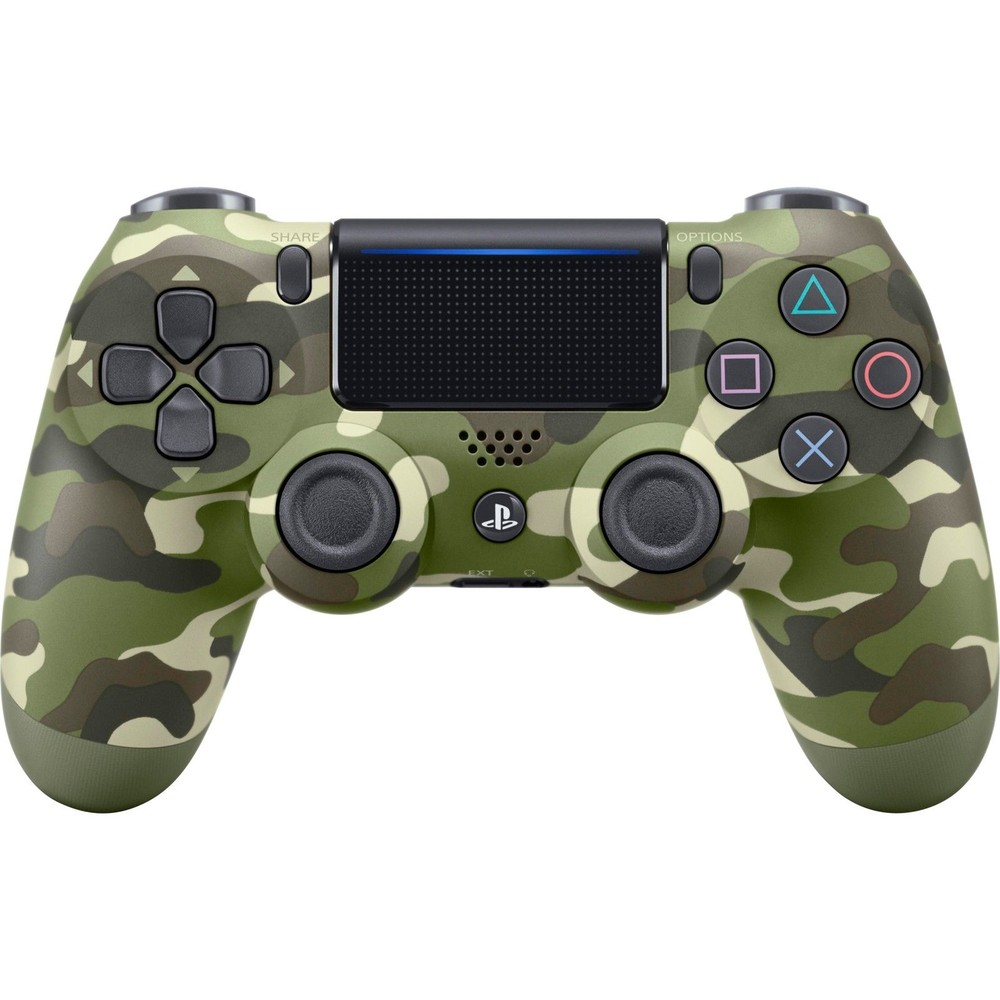 SONY PS4 DualShock Wireless-Controller Camouflage
