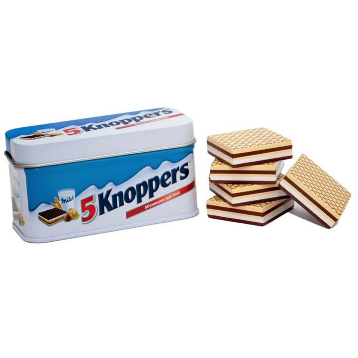 DKK Knoppers Alter: 3+