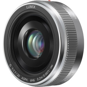 PANASONIC Lumix H-H020A 20 mm f/1.7