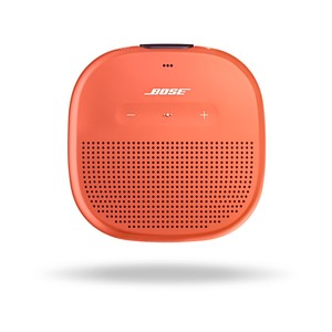 BOSE Bluetooth Mini Speaker SoundLink Micro Orange