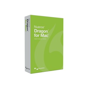 NUANCE Dragon for Mac