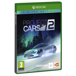 Project Cars 2 - Limited Edition (Namco)