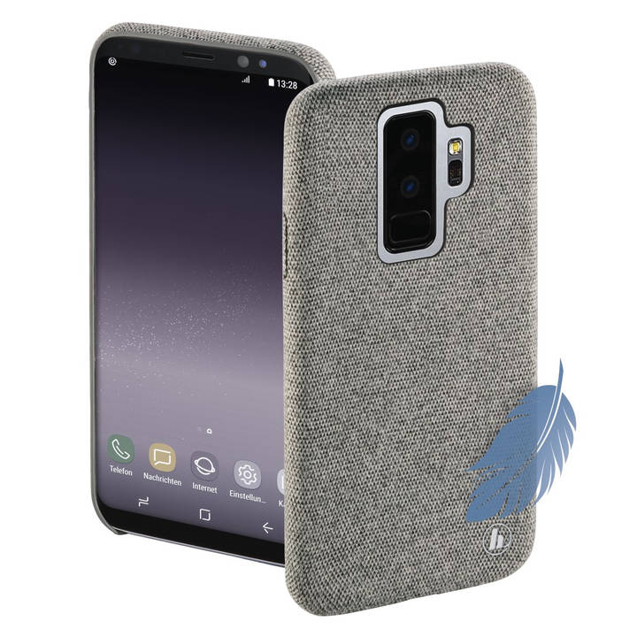 "HAMA Backcover ""Cozy"" für Samsung Galaxy S9+"