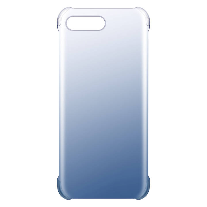 HONOR Backcase, 10, Blue-Clear