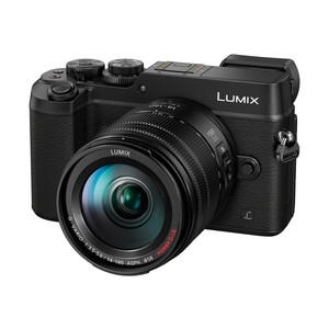 PANASONIC Lumix G DMC-GX8H + Objektiv 14 - 140 mm