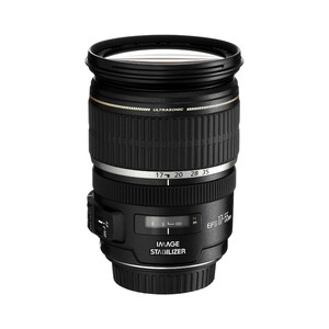 CANON EF-S 17 - 55 mm f/2,8 IS U