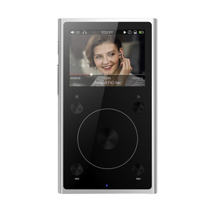 FIIO Portabler Musik-Player All New X1 S