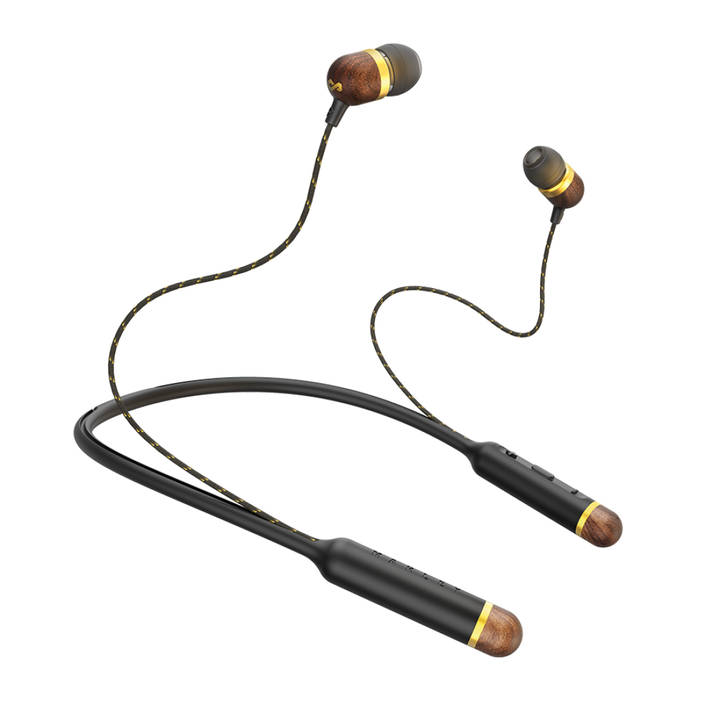 HOUSE OF MARLEY Smile Jamaica BT In-Ear Black/Gold