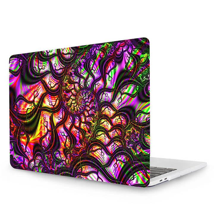 "EG MTT Cover für MacBook Pro 13"" - Glasmalerei"