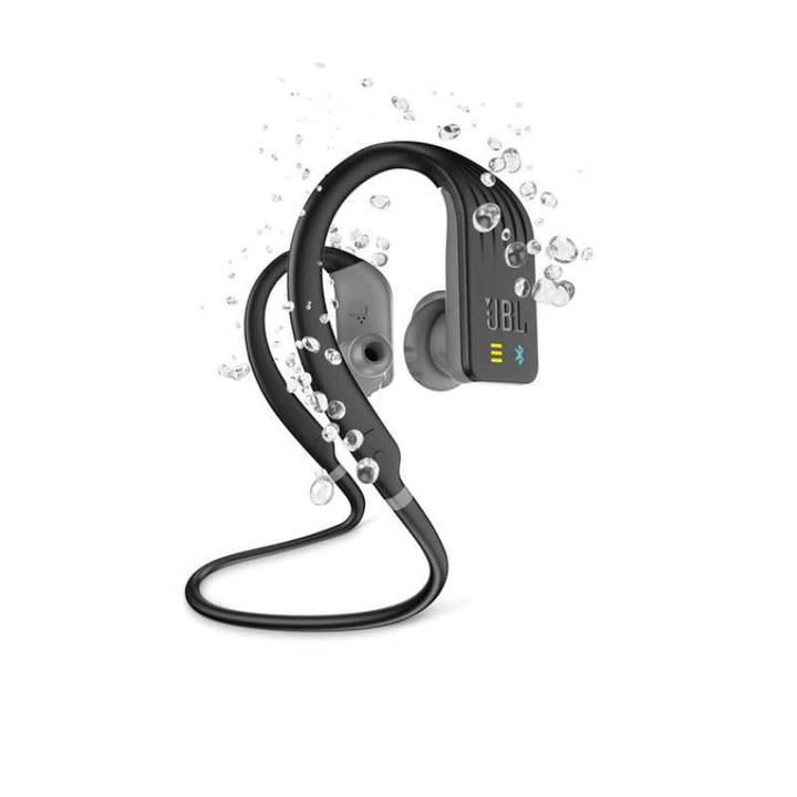 JBL Wireless In-Ear Endurance Jump Black