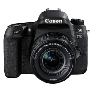 CANON EOS 77D 18-55mm f/4-5.6
