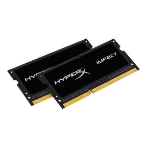 KINGSTON HyperX Impact Black Series 2 x 8 GB