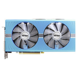 SAPPHIRE NITRO+ Radeon RX 580 8GD5 Special Edition