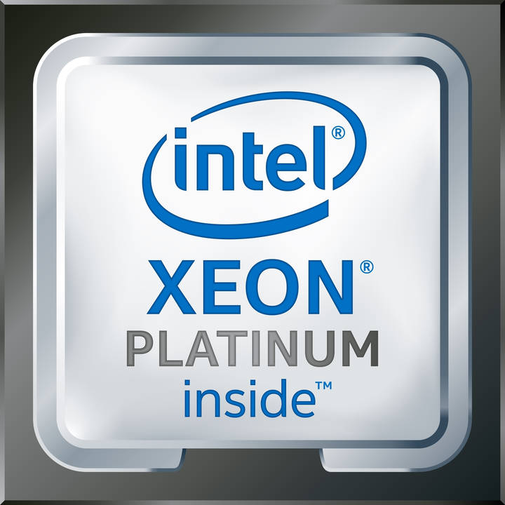 Intel Xeon Platinum 8170M / 2.1 GHz processeur (mobile)