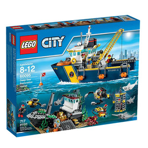 LEGO City Tiefsee-Expeditionsschiff (60095)