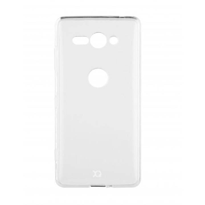 Xqisit Back Cover Flex Xperia XZ2 Compact Clear