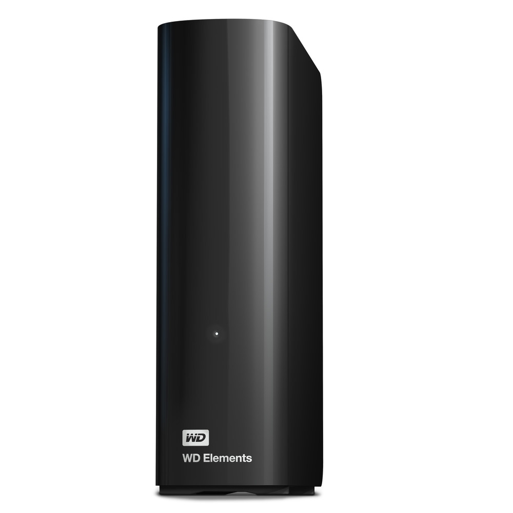 "HD WD Elements 3.5"" 2TB, USB 3.0 7200rpm"