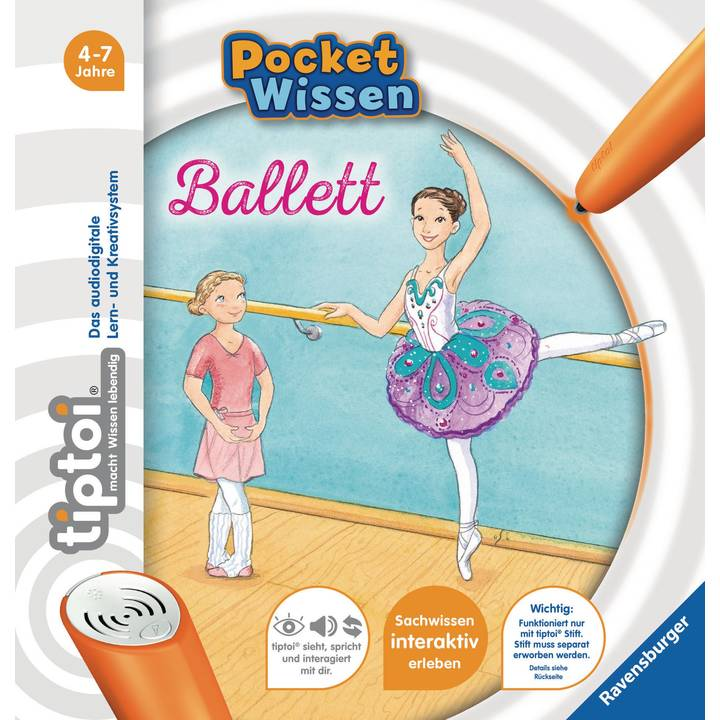 RAVENSBURGER Ballett