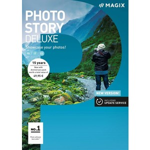 MAGIX Photostory Deluxe (Version FI)