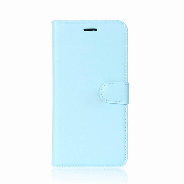 EG Mornrise Wallet Case für VIVO X9S Plus - Blau