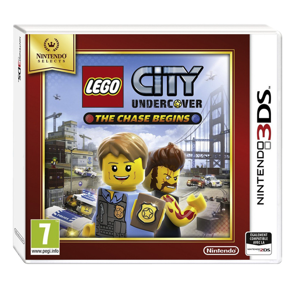 Lego City Undercover-The Chase begins