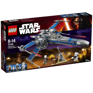 LEGO Star Wars Resistance X-Wing Fighter (75149)