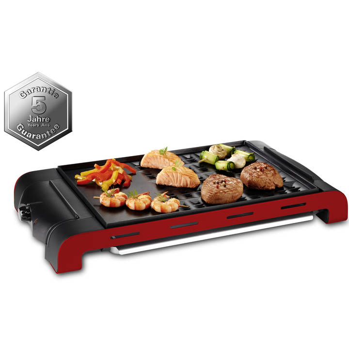 TRISA Salute Grill rosso