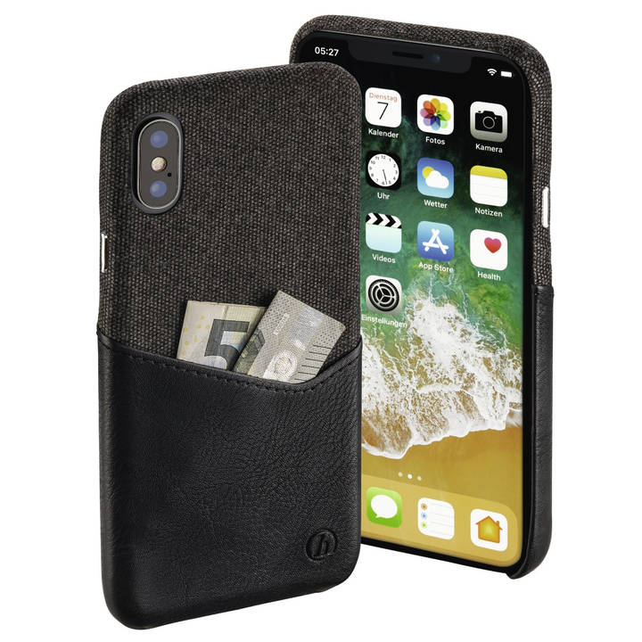 "HAMA Backcover ""Gentle"" per Apple iPhone X"