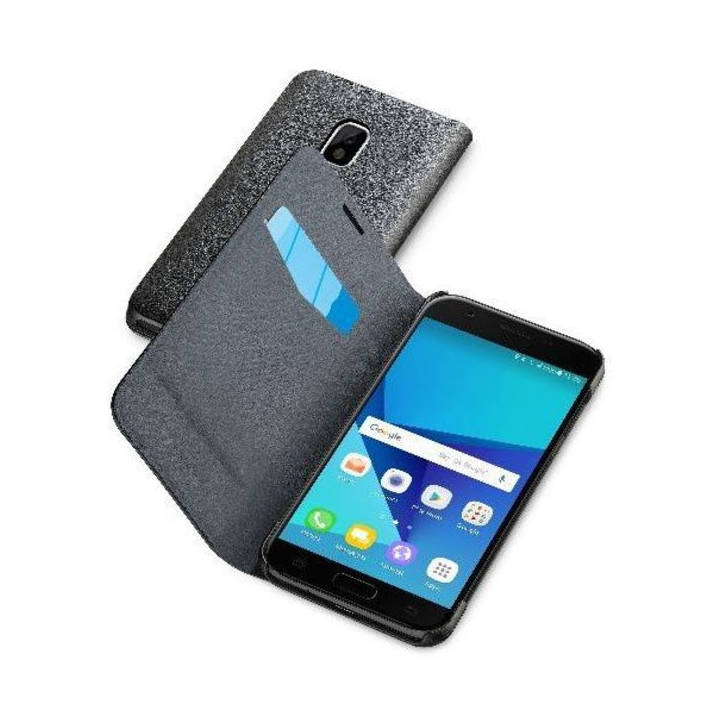 CELLULAR Bookcase für Galaxy J5 (2017) Black