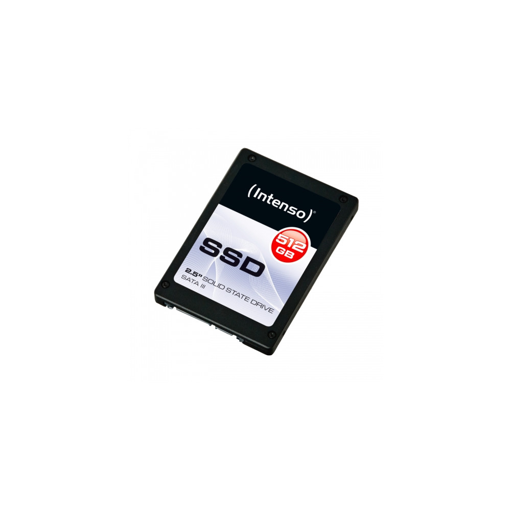 INTENSO 512 GB SSD Serial ATA III