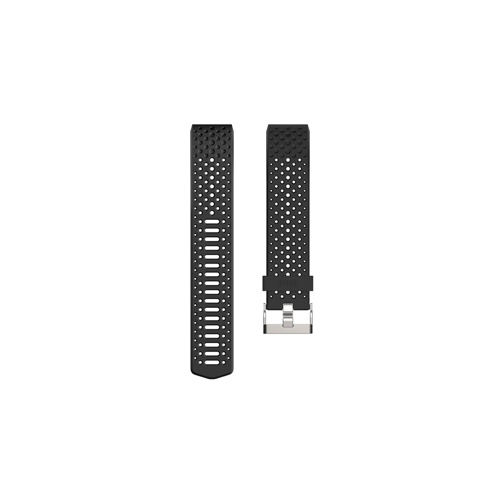 FITBIT Charge 2 Sportarmband Black S