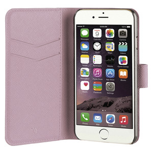 XQISIT Wallet-Case Viskan für iPhone 7 & 8