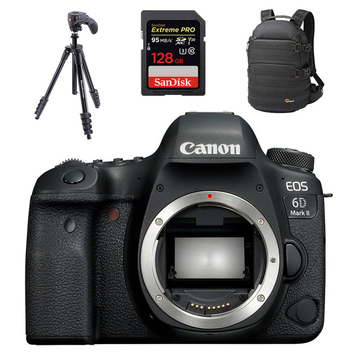 CANON EOS 6D Mark II Set