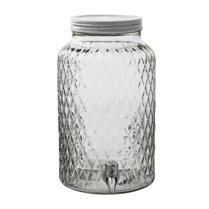 BLOOMINGVILLE Getränkespender Transparent 6 L