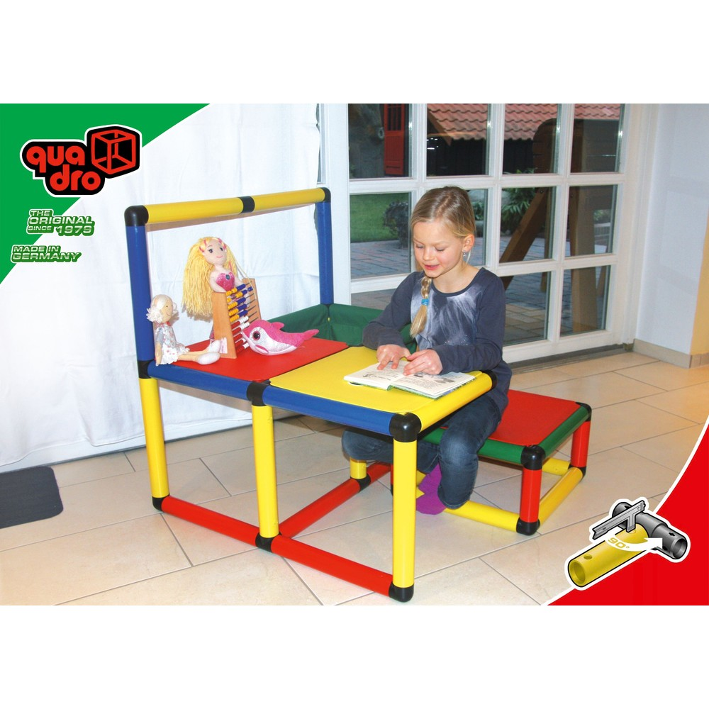 Quadro giant Construction Kit Playtable