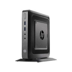 HP Flexible Thin Client t520, GX212JC, 8 GB SSD, Black