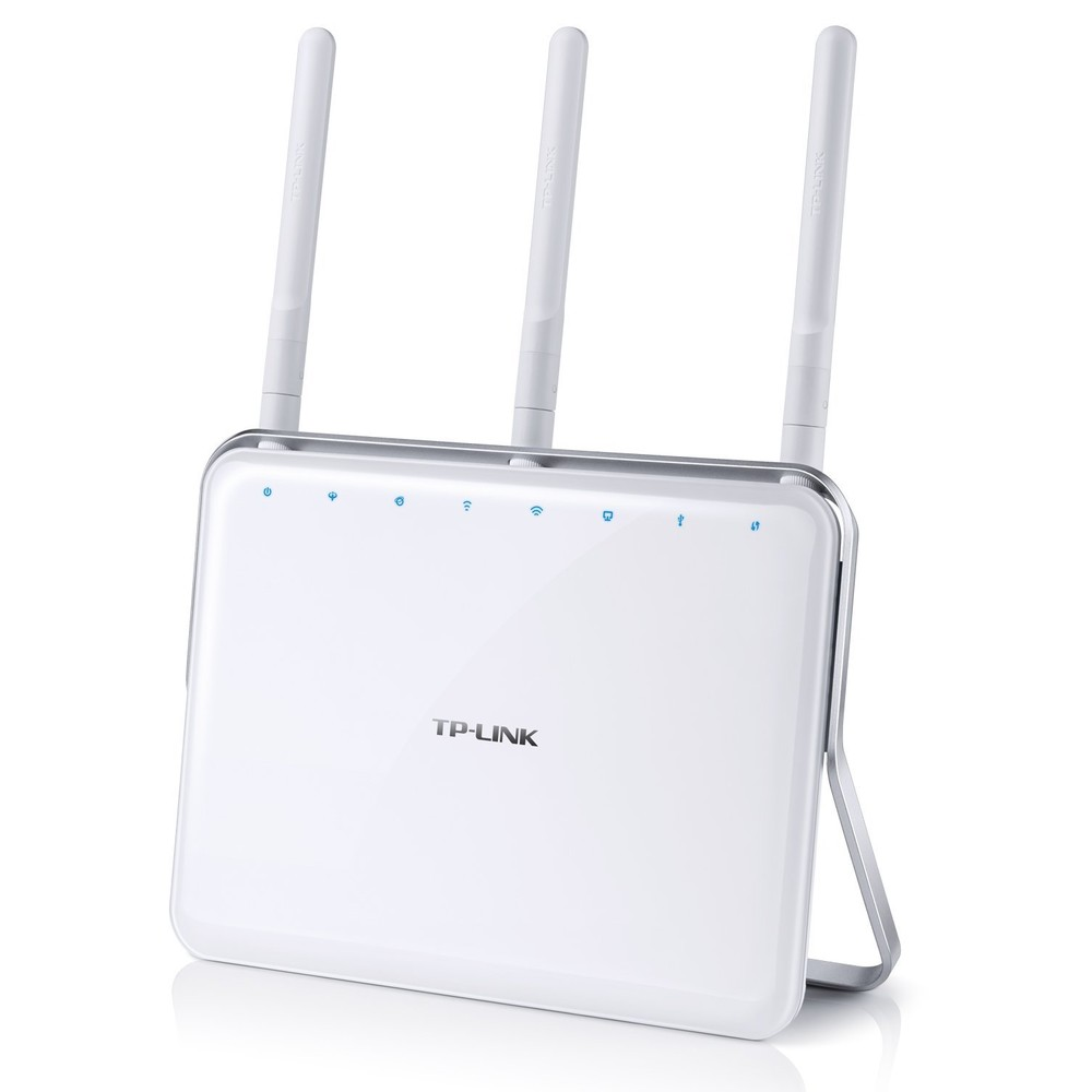 TP-Link Archer VR900 AC1900 Wireless Dual Band Router, White