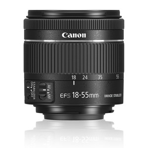 CANON EF-S 18-55mm f/4.0-5.6 IS STM