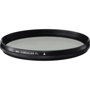 SIGMA WR Circular Polarisationsfilter, 62 mm