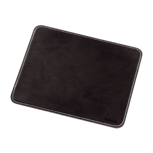 HAMA Mouse Pad with Leather Look