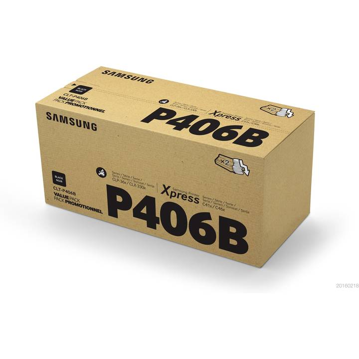 SAMSUNG by HP CLT-P406B