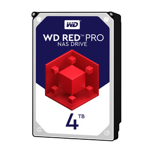 WD Red Pro 4TB Serial ATA III