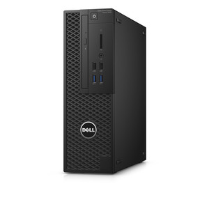 DELL Precision T3420, E3, 16 GB RAM, 256 GB SSD