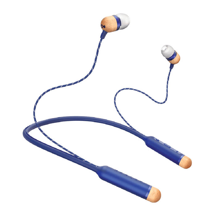 HOUSE OF MARLEY Smile Jamaica BT In-Ear Blue