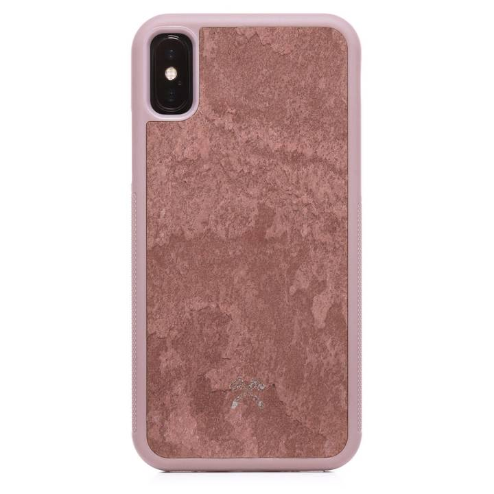 WOODCESSORIES Backcover EcoBump für iPhone X Canyon Red