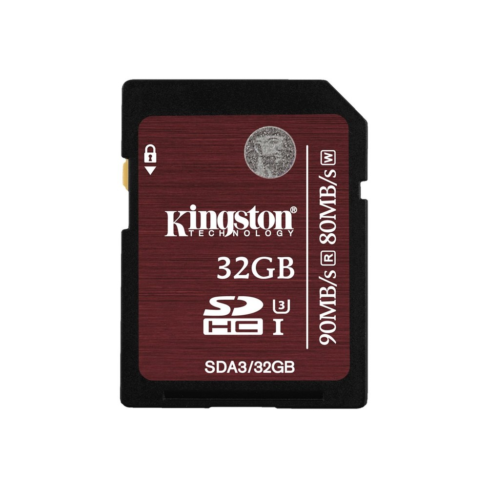 KINGSTON Flash-Card 32 GB