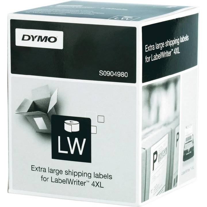 DYMO LabelWriter LabelWriter Labels S0904980, 220 pièces