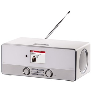 HAMA Digitalradio DIR3110 White