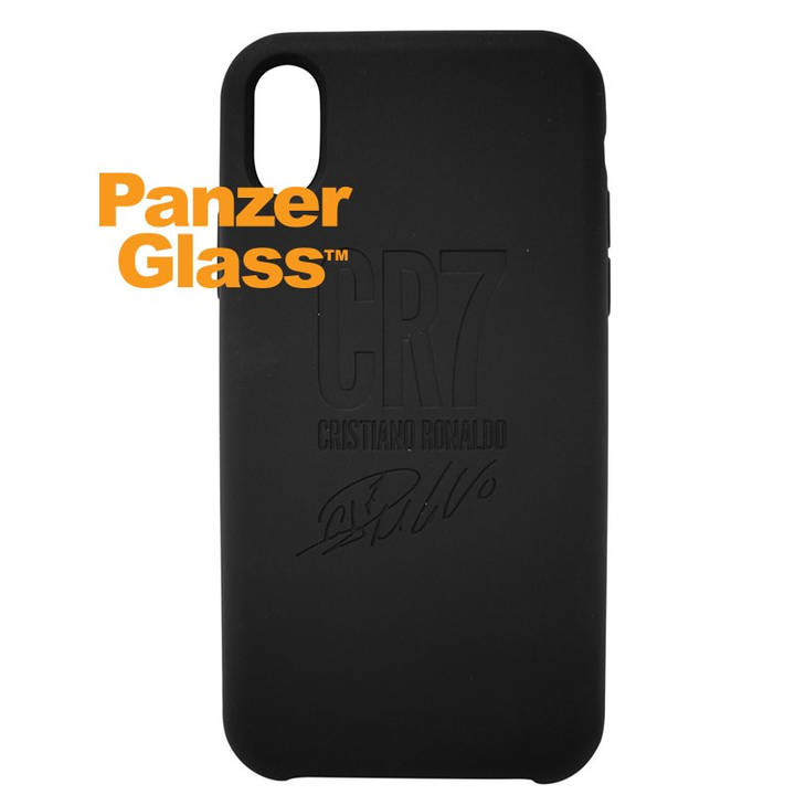 PANZERGLASS Backcover Silicon CR7 für iPhone X