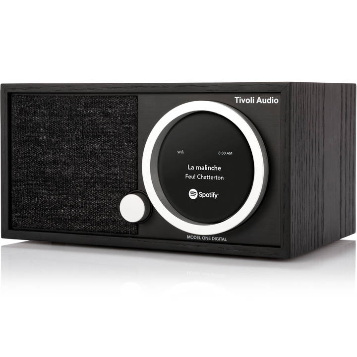 TIVOLI DAB+ Radio One digitale nero